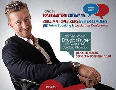 Douglas Kruger CSP  Professional Speaker and Author