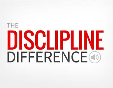 The Discipline Difference Audio MP3